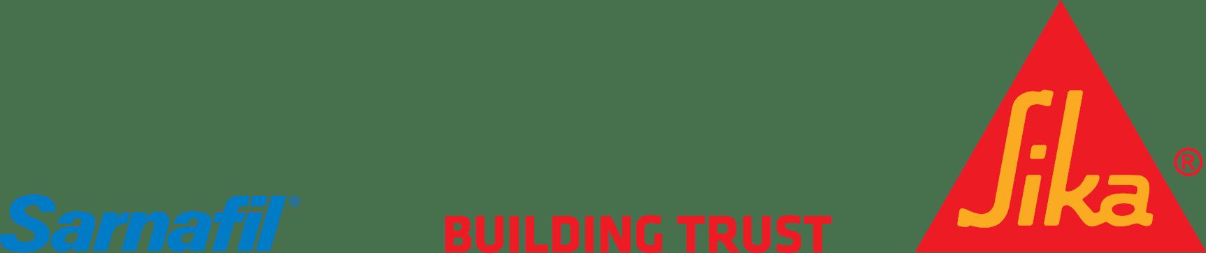 Sarnafil Sika Building Trust Logo